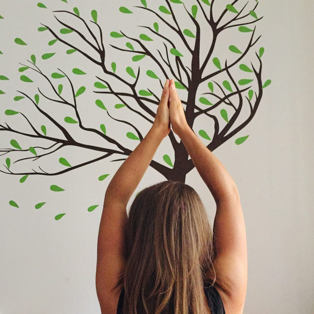 Yoga with Tree